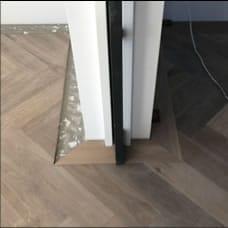 houten vloer vakkundig op maat